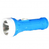 Ultraflash 828-TH  (фонарь, голубой, 1LED, 1 реж, 3xAG10 в комплекте,, пласт., блист.-пакет) [1/24]