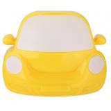 "Camelion NL-196 ""Машинка"" желтая (LED ночник с выкл, 220V) [1/24]"