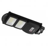 ЭРА SMD, 40W, Консольный светильник на солн. бат., с датч. движ., ПДУ, 700lm, 5000К, IP65 [1/6]