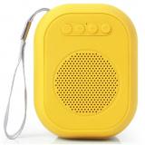 Smartbuy BLOOM Портативная акустическая система,  3Вт, Bluetooth, MP3, FM-радио, оранжевая (SBS-170) [1]