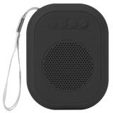 Smartbuy BLOOM Портативная акустическая система, 3Вт, Bluetooth, MP3, FM-радио, черная (SBS-140) [1]