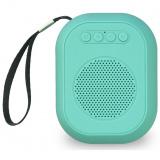 Smartbuy BLOOM Портативная акустическая система,  3Вт, Bluetooth, MP3, FM-радио, зеленая (SBS-160) [1]