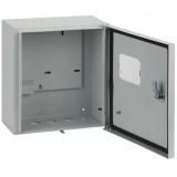 ЭРА ЩУ-1/1-0-76 IP54 (1 дверь) Металлич. корпус навесной (310Х300Х150) [1]