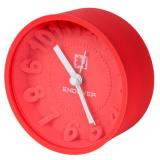 ENDEVER REALTIME-10 Часы будильник, Габариты (Ш*В*Г): 9.1 x 4 x 9.1, Питание: батарейка 1хАА (не входит в комплект) [1/40]