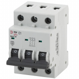 ЭРА Pro NO-900-45 ВА47-29 3P 20А 4,5кА х-ка C Автоматич. вык-ль [1]