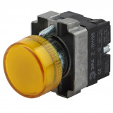 ЭРА Индикатор LAY5-BU65 желтого цвета d22мм [1]