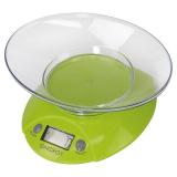 ENERGY EN-430 Весы кухонные электронные с чашей, Максимальный вес 5 кг, Питание от 1 батарейки CR2032 [1/12]