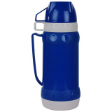Mallony ACQUA, 1,8 л (2 чашки) Термос в пластиковом корпусе со стеклянной колбой [1/12]