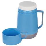 Mallony VALENTE, 0,6 л Термос-контейнер в пластиковом корпусе со стеклянной колбой [1/12]