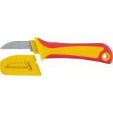 ОНЛАЙТ OHT-Nmd01-185 Нож диэлектрический, прямое лезвие, 82962 [1/10]