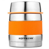 Hoffmann 21111 термос, ланч бокс, оранж.1,0л [1/24?]