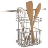 Держатель для кухонных аксессуаров подвесной FORTUNA PR-07, 13*11*20,6 см [1/24?]
