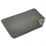 Придверный коврик Welcome без подложки, 38*58 см, полиэстер [1/20/100?]
