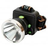 Ultraflash LED5340 (фонарь налобн. черн. 3 Ватт LED, 3 реж, 3XR6, пласт., бокс) [1/120?]