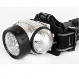 Ultraflash LED5352 (фонарь налобн металлик, 14LED, 4 реж, 3XR03,  пласт, коробка) [1/5]