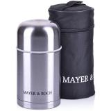 Mayer&Boch 28040 Термос нерж.600мл ЧЕХОЛ-СУМКА MB [1/20?]