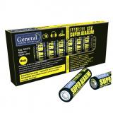 бат. General LR03 BOX10 [10/960?]