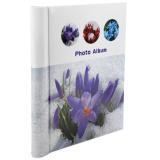 """Фотоальбом 10 """"магнитных""""листов 23X28см, пер-т внутр.спираль, spring paints [1/24?]"""