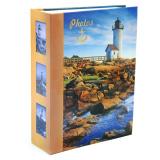 Фотоальбом 100ф 10X15см, ПП карм., lighthouse [1/24?]