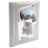 """Фотоальбом 20 """"магнитных""""листов 23X28см, пер-т внутр.спираль, Puppies and kittens [1/12]"""