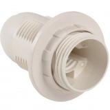 General GLH-E14-HRP-H-W-R, Патрон термостойкий пластик, Е14, подвесной, с кольцом, белый [1/600]