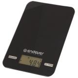 ENDEVER KS-527, Весы кухонные электронные, Вес до 5кг, Питание: 2 батарейки x CR2032 [1?/12?]