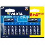 бат.  VARTA LR06 LONGLIFE POWER BL8+4 [12/240]