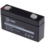 ЭРА GS613 Аккумулятор (Cвинцово-кислотный 6V 1,3) [1/40]