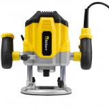 Kolner KER 1400V Машина фрезерная  электрическая 1400 Вт, 16000- 30000 об/мин, размер цангового патрона 6- 8мм, глубина фрезерования 0- 55мм [1/4?]