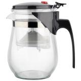 Mallony GUNG FU Чайник заварочный с кнопкой, объем - 500 мл, стеклянный [1/24?]