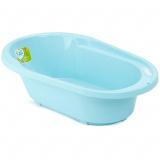 """PlastRep Ванночка детская """"COOL"""" со сливом голубой [1]"""