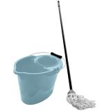 """PlastRep Комплект для влажной уборки МОП """"Ориджинал"""" небесный [1/24?]"""