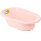 """PlastRep Ванночка детская """"COOL"""" со сливом розовый [1]"""