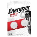 бат. Energizer CR2450 BL2 [2?/20]