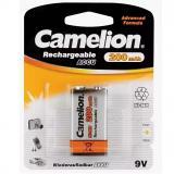 акк. Camelion  6F22 200mAh NiMh BL1 (1/10) [1/20]