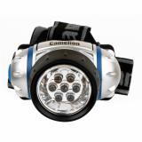 Camelion LED5310-7F3   (фонарь налобн, металлик, 7LED, 3 реж, 3XR03 в компл, пласт, блист) [1/6]