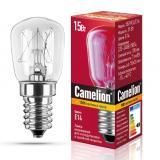 Camelion 15/P/CL/E14 (Эл.лампа накал.для холодильников и шв.машин) [1/10/500?]
