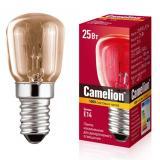 Camelion 25/P/CL/E14 (Эл. лампа накаливания для холодильников и декор.подсветки) [1/10/500?]