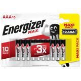 бат. Energizer LR03 Max BL10 [10/120]